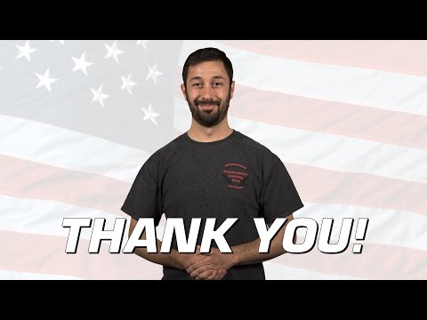 Thank You All for Your Support! - From Adam