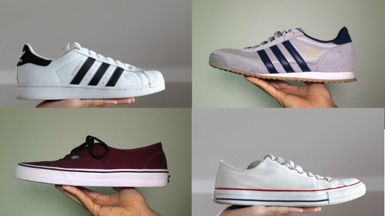 Cómo Vestir Tenis Y Sneakers Tips Para Verte Muy Bien Con