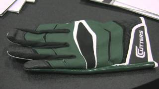 Cutters Gloves Debuts New Designs For 2012