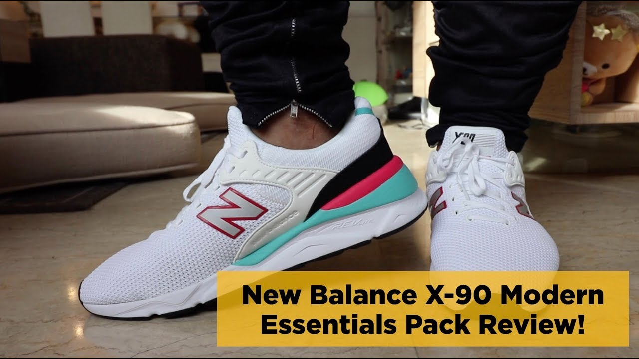 Best Chunky Lifestyle Sneakers? New Balance X-90 Modern ...