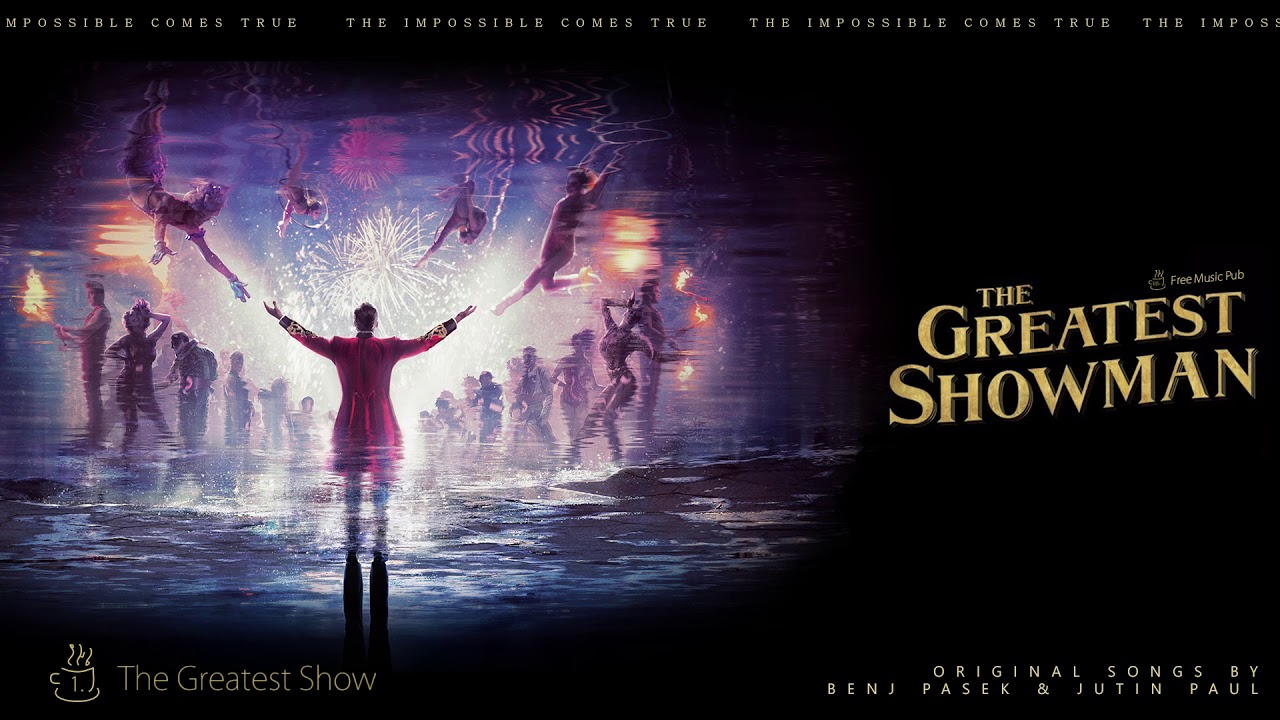 download the greatest showman soundtrack