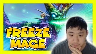 Ysera RNG in Freeze Mage | Rise of Shadows | Hearthstone