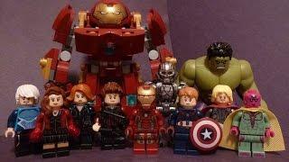 LEGO Мстители: Эра Альтрона трейлер #3