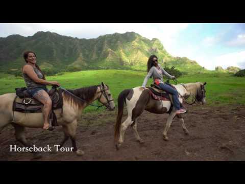 Kualoa Horseback Tour