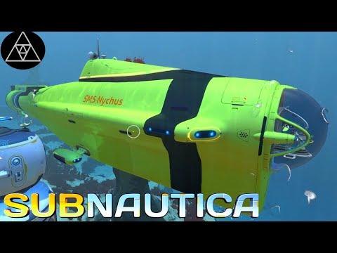 Subnautica #22 ► Neue SMS Nychus! Super cooles riesen U-Boot!