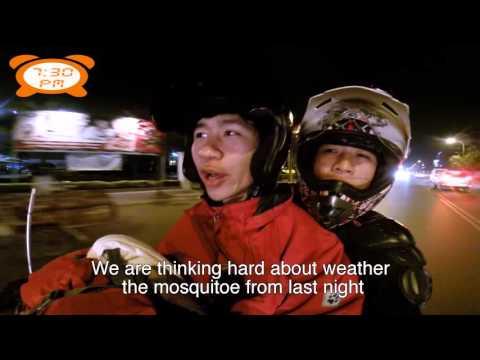 Hành chình phượt Lào Campodia  Việt Nam Thái Lan bằng xe moto của diễn viên Linh Sơn hót 2