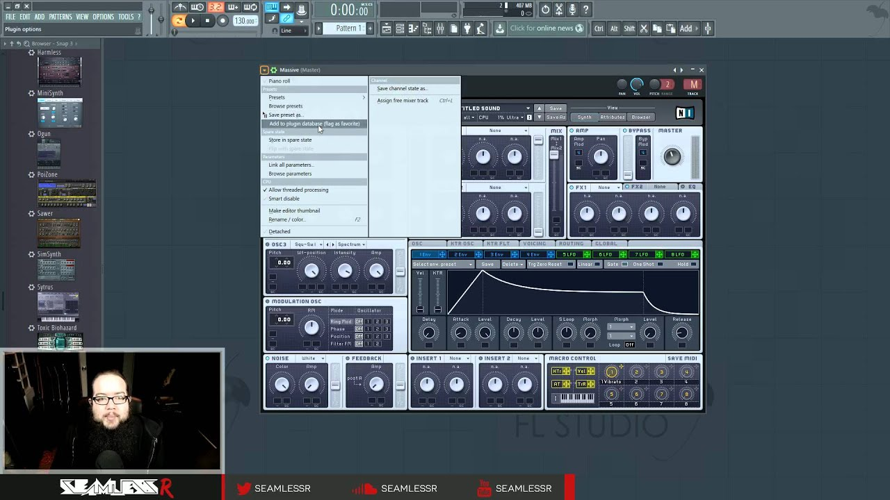 How to install vst plugins into fl studio.
