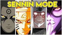 Eremiten Modus erklärt! [Sage Mode - Sennin Mode] - Naruto / Boruto | TheoryTv - Meliodas