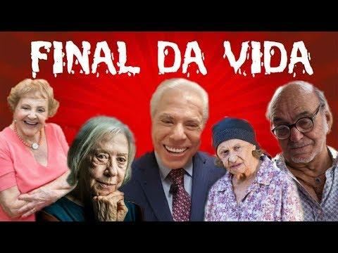FINAL DA VIDA! Os famosos mais velhos do Brasil! Confira! Parte1