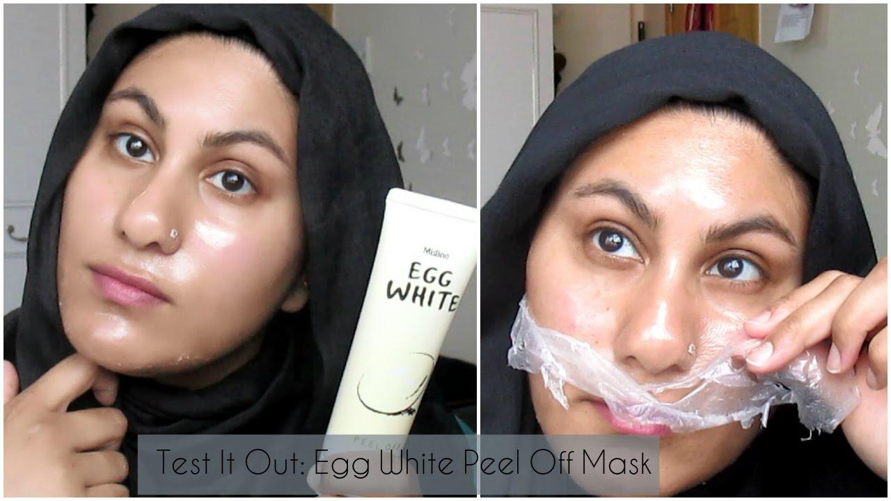 recipe: egg white mask review [2]