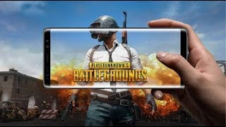 Pubg Mobile:Teste No Moto z3 Play