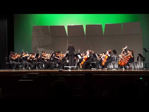 2016-10 Autumn Fowler Concert Intermediate Orchestra M to the Third Power