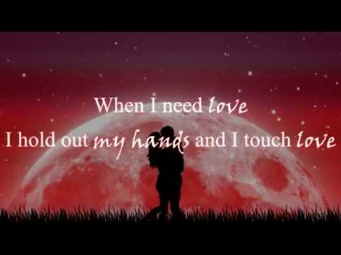Julio Iglesias - When I Need You Lyrics