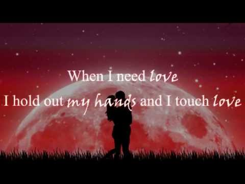 Julio Iglesias - When I need you Lyrics