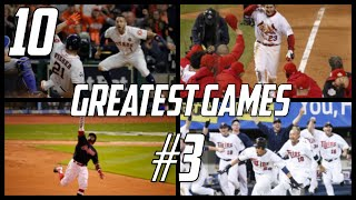 MLB | 10 Greatest Games of the 21st Century - #3