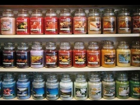 Haul toulousain part 2 bougies yankee candle youtube - Yankee candle calendrier de l avent ...