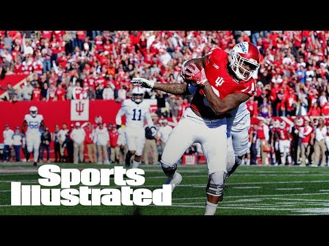 Former Indiana Receiver & 'Last Chance U' Star Charged With Murder | SI Wire | Sports Illustrated