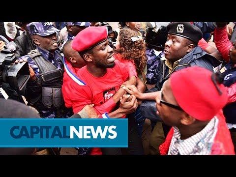 Kyadondo East MP Bobi Wine has been arrested again