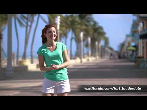 Beautiful Beaches of Greater Fort Lauderdale