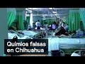Quimios falsas en Chihuahua - Corrupción - Denise Maerker 10 en punto