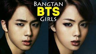 BTS - ДЕВУШКИ! FaceApp #BTSBBMAs   ARI RANG