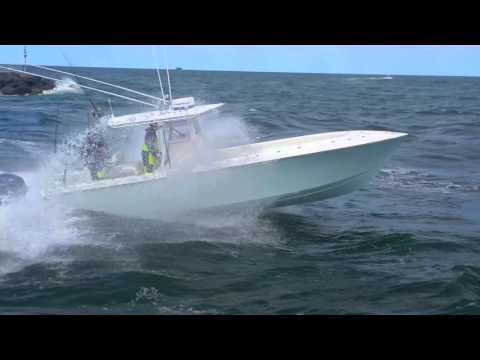 Repeat 1st Test Run of 2016 Mercury Pro Xs 150 Outboard by