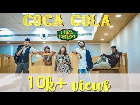 Luka Chuppi: COCA COLA 2.O | Zee, Madhu & Shiba | Tony Kakkar Tanishk Bagchi Neha Kakkar Young Desi