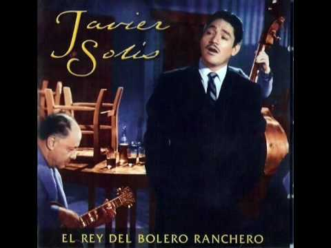 Javier Solis Sombras Nada Mas Youtube