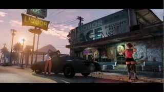 Grand Theft Auto V -  Trailer Oficial - 720p HD