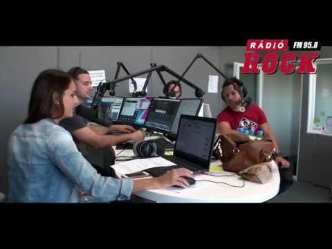 Redneck Roadkill és Ganxsta Zolee -LIVE!!! Élőben a Rádió Rock FM95.8 műsorán