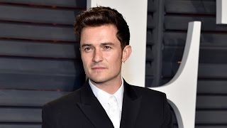 Orlando Bloom Attends Chris Martin's Birthday Just Days After Katy Perry Split