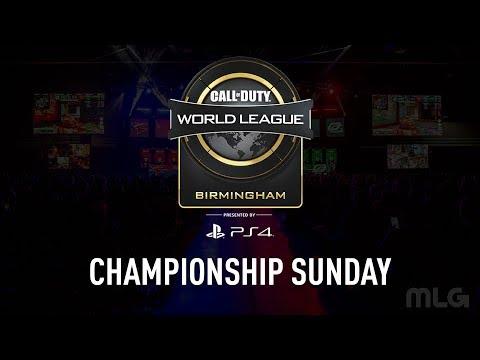 CWL Birmingham Open | Championship Sunday