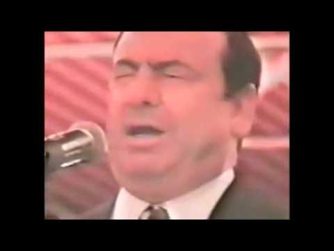 مؤسس الطرب صباح فخري - اعلان حفلة ال شمسي عام 1995