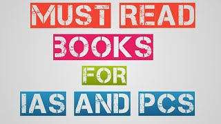 Top 10 important books for IAS And PCS