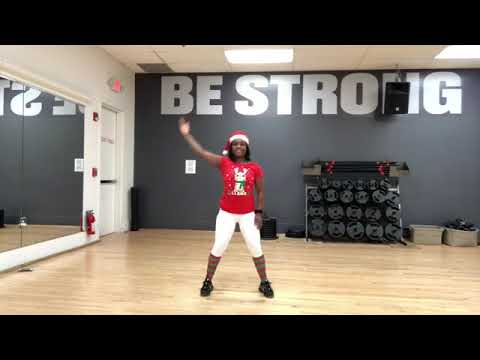 Celine Dion | Don't save it all for Christmas Day | Marie Alice | Kompafit | Stretch | aerobic ...