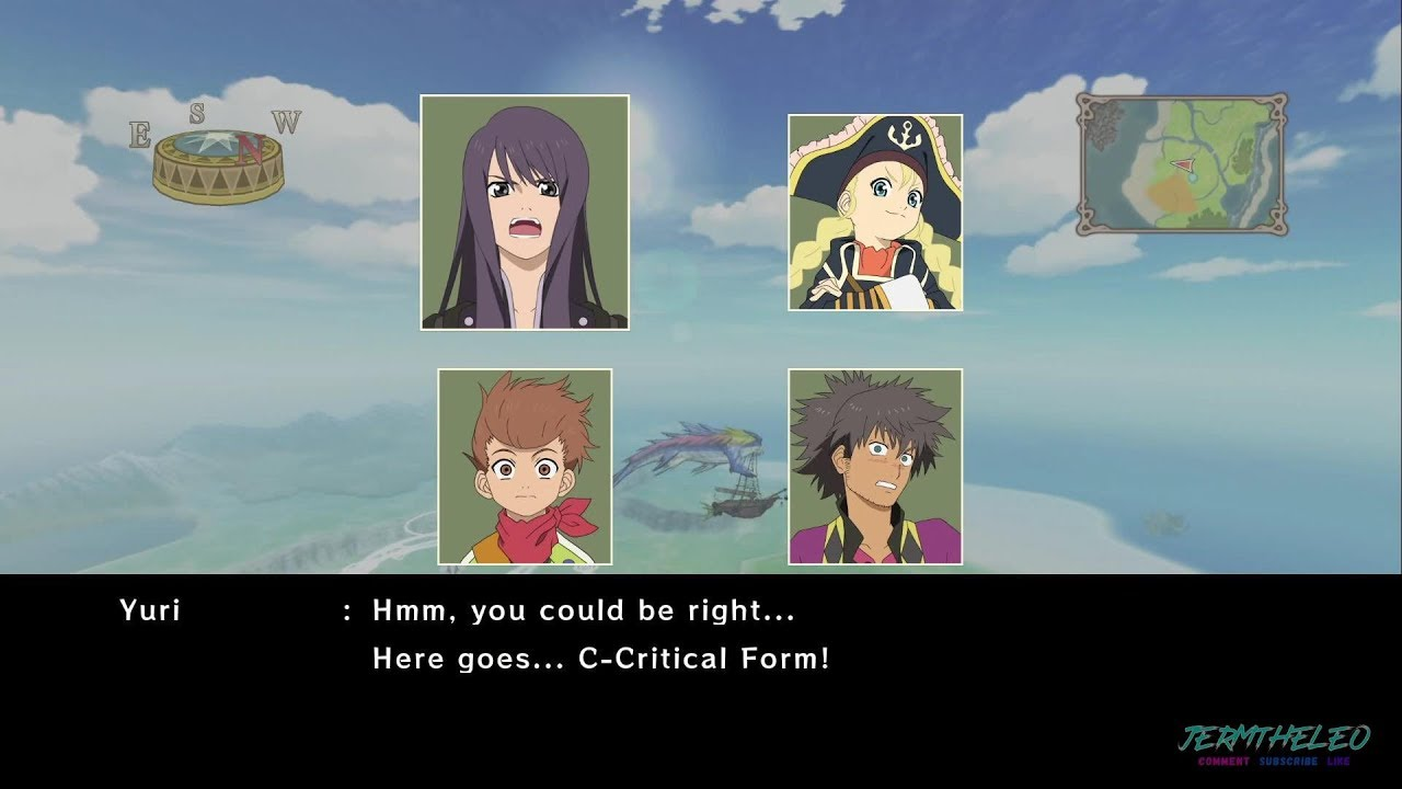 Tales Of Vesperia Definitive Edition Patty Changes Form