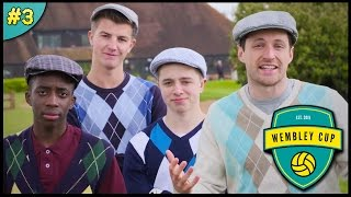 FOOTGOLF: FINDING A MIDFIELDER - Wembley Cup 2015 #3 (feat. ChrisMD, HurderOfBuffalo & FifaManny)