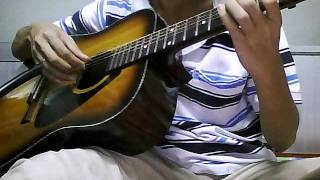 BECAUSE I LOVE YOU - guitar solo