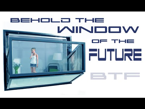 Bloomframe Window - Behold The Future