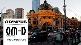Het maken van Time-Lapse films met de OMD EM 10 Mark II