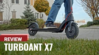 Turboant X7 electric scooter review - a Xiaomi Mijia M365 killer?