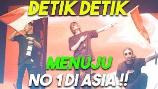 DETIK DETIK MENUJU Youtuber NO 1 DI ASIA !!! (Youtuber ya Bukan Channel Perusahaan)