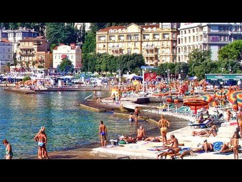 Opatija, Croatia - The Pearl of the Adriatic