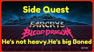 Far Cry 3 Blood Dragon - Side Quest - He