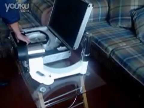 MSLPX06 Portable Fluoroscopy X Ray Machine Use Method