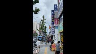 2021.09.16  부산 광안리 광안시장 야채 채소 …