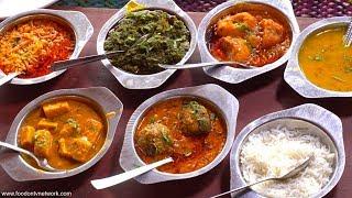 Roadside Dhaba in India | Indian Food With Food Ranger Nikunj Vasoya