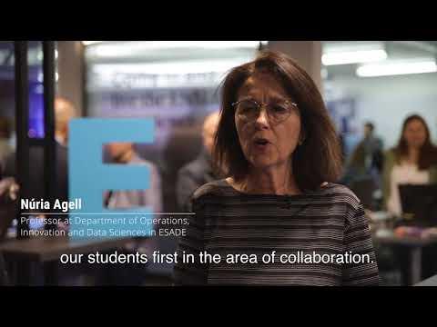 Can Robots improve educational experience? - ESADE at 4YFN