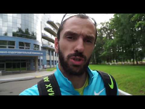 VLOG 31 Moscow Camp day 1
