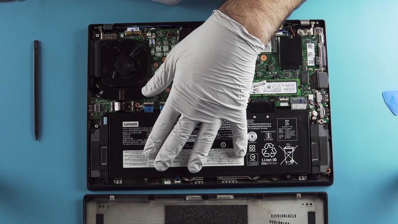 Lenovo ThinkPad T480s | How to Service, Upgrade & Fix Laptop (Teardown)